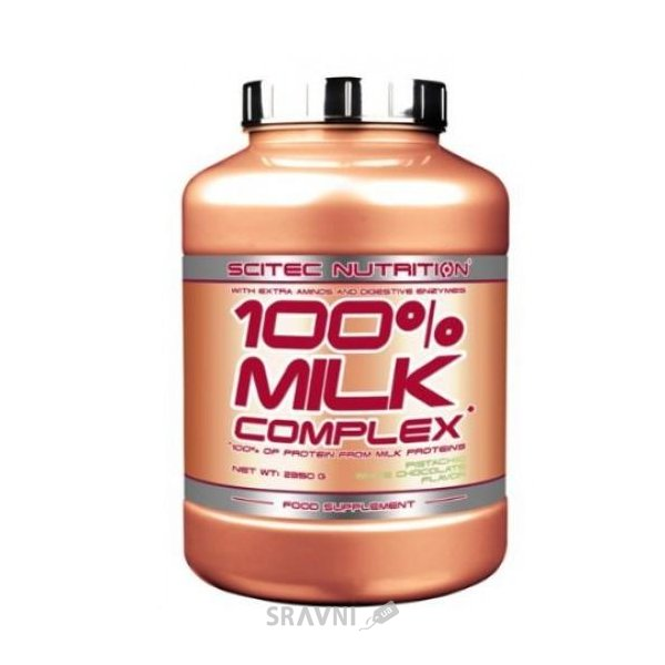 Фото Scitec Nutrition 100% Milk Complex 2350 g