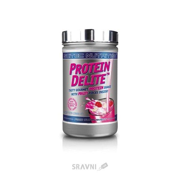 Фото Scitec Nutrition Protein Delite 500 g
