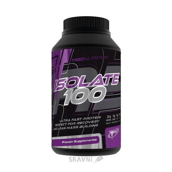 Фото TREC Nutrition Isolate 100 750 g