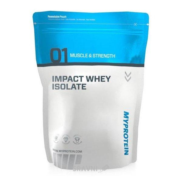 Фото MyProtein Impact Whey Isolate 2500