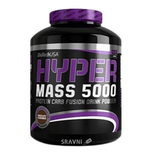 Фото BioTech Hyper Mass 5000 5000g (77 servings)