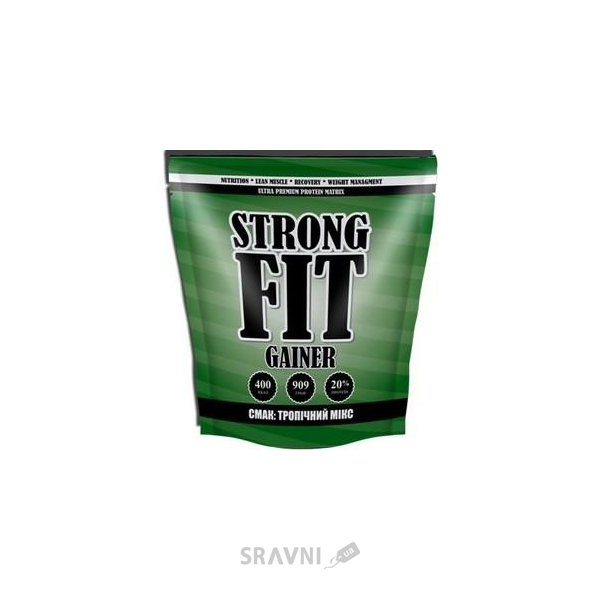 Фото Strong FIT Gainer 20 909 g
