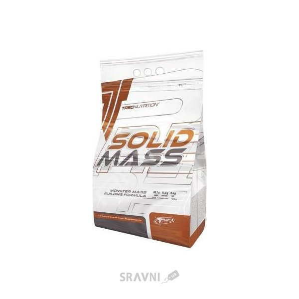 Фото TREC Nutrition Solid Mass 1000 g