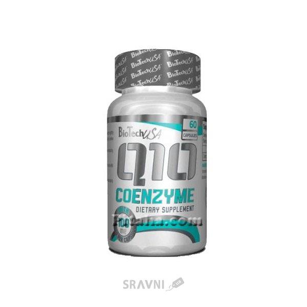 Фото BioTech Q10 Coenzyme 60 caps