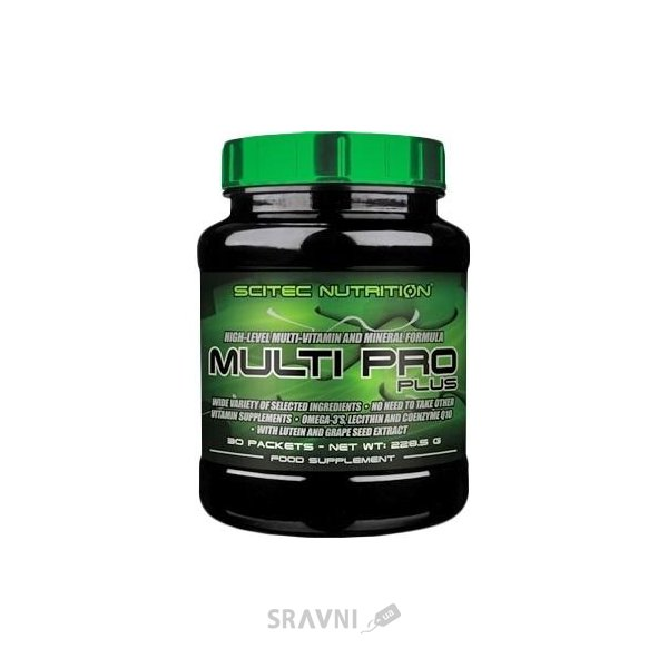 Фото Scitec Nutrition Multi Pro Plus 30 pack