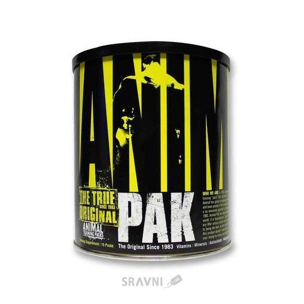 Фото Universal Nutrition Animal Pak 15 packs