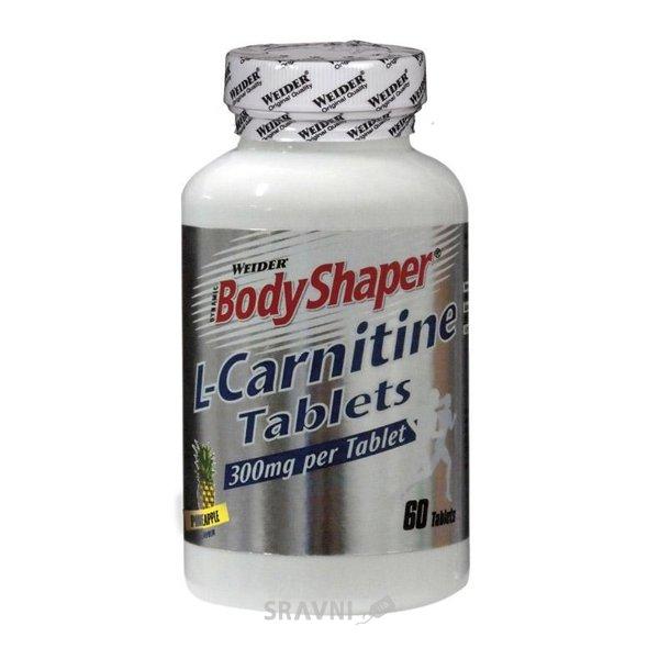 Фото Weider L-Carnitine Tablets 60 tabs