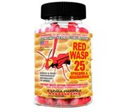 Фото Cloma Pharma Red Wasp 100 caps