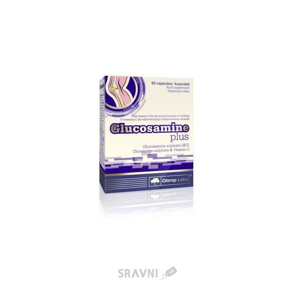 Фото Olimp Labs Glucosamine Plus 60 caps