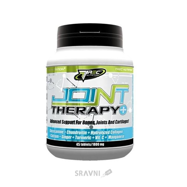 Фото TREC Nutrition Joint Therapy Plus 45 tabs