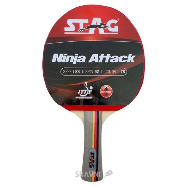 Фото Stag Ninja Attack (333)