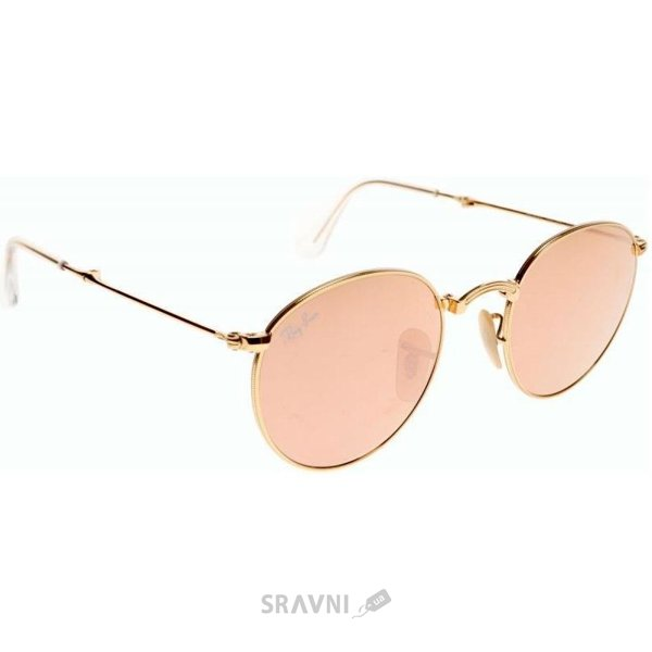Фото Ray-Ban Folding Round Metal (RB3532 001/Z2)