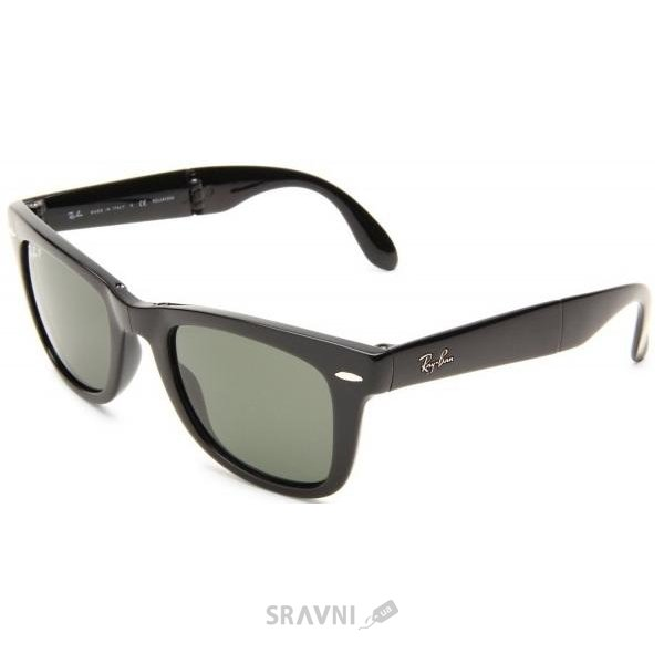 Фото Ray-Ban Folding Wayfarer (RB4105 601/58)