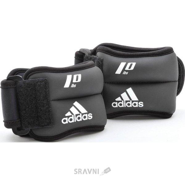 Фото Adidas Ankle/Wrist Weights 2x1 kg (ADWT-12228)
