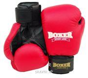 Фото Boxer Перчатки боксерские кожаные
