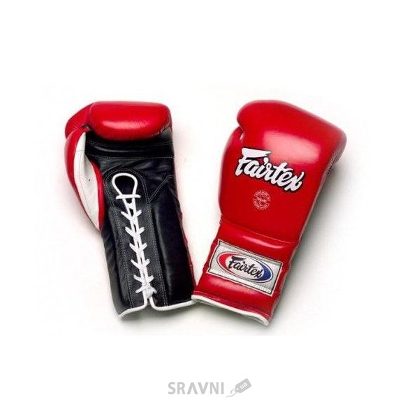 Фото Fairtex Mexican Lace-up Gloves BGL7