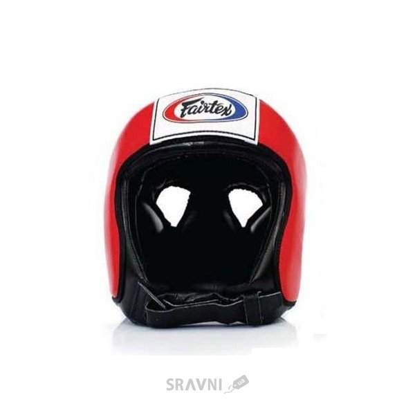 Фото Fairtex Muay Thai/Kickboxing HeadGuard HG9