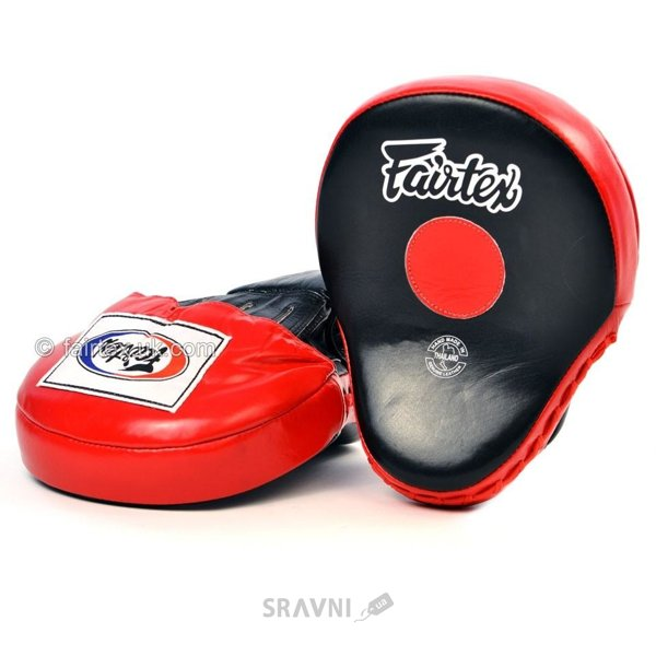 Фото Fairtex Ultimate Contoured Focus Mitts FMV9