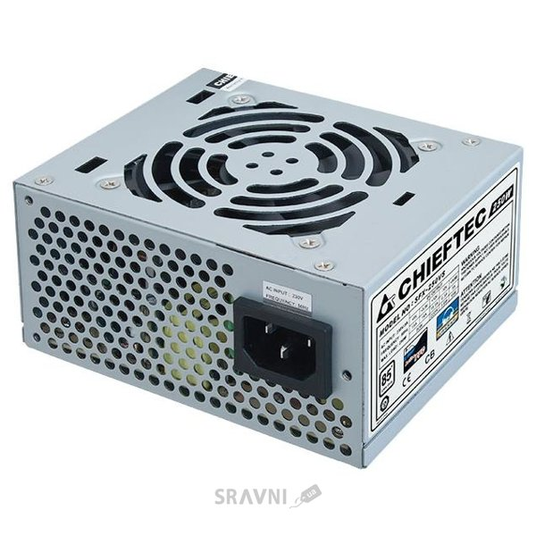 Фото Chieftec SFX-250VS 250W