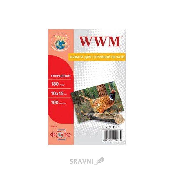 Фото WWM G180.F500