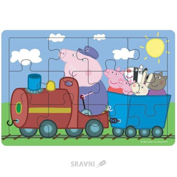 Фото Peppa Pig «Паровоз дедушки Пеппы» (25122)