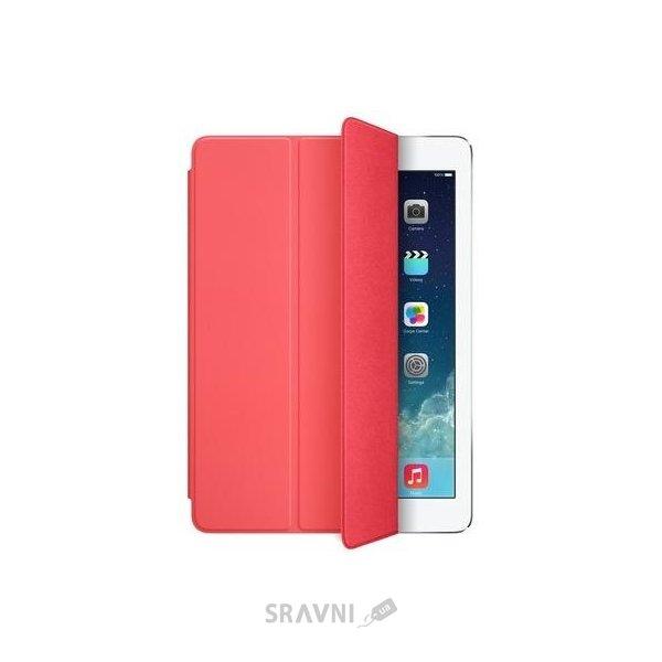 Фото Apple Smart Cover iPad Air - Pink (MF055)