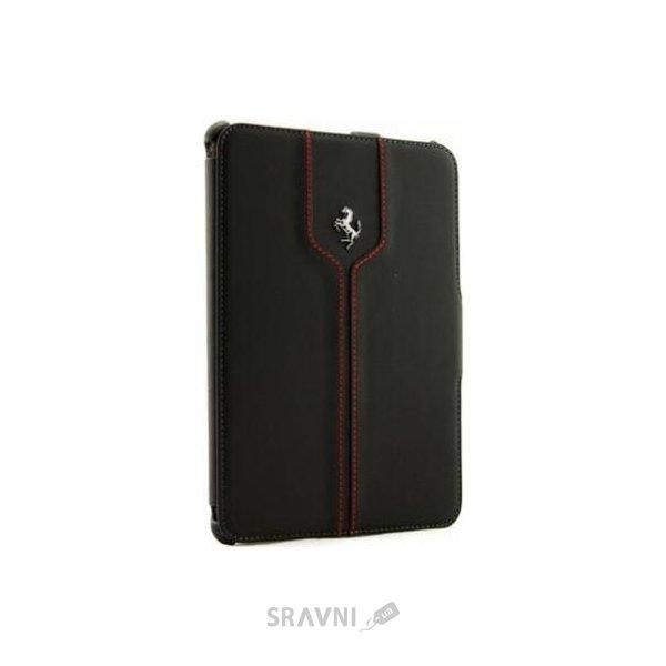 Фото CG Mobile Ferrari Montecarlo для iPad mini Black (FEMTFCMPBL)