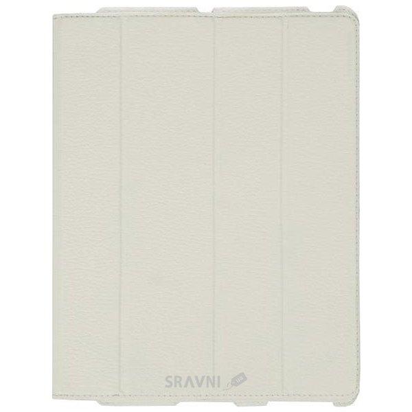 Фото Dublon Leatherworks Smart Perfect Case для iPad 2/3 White (SPC-ID3-WH)