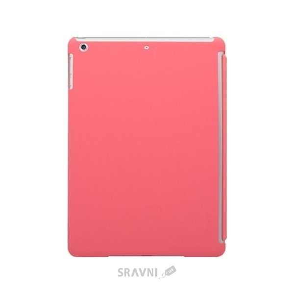 Фото Odoyo SmartCoat for iPad Air Pink PA531PK