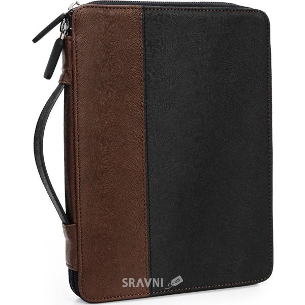 Фото Tuff-Luv Roma для iPad mini Black/Brown (I7_26)