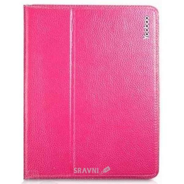 Фото Yoobao Executive Leather Case для iPad Air Rose LCIPADAIR-ERS