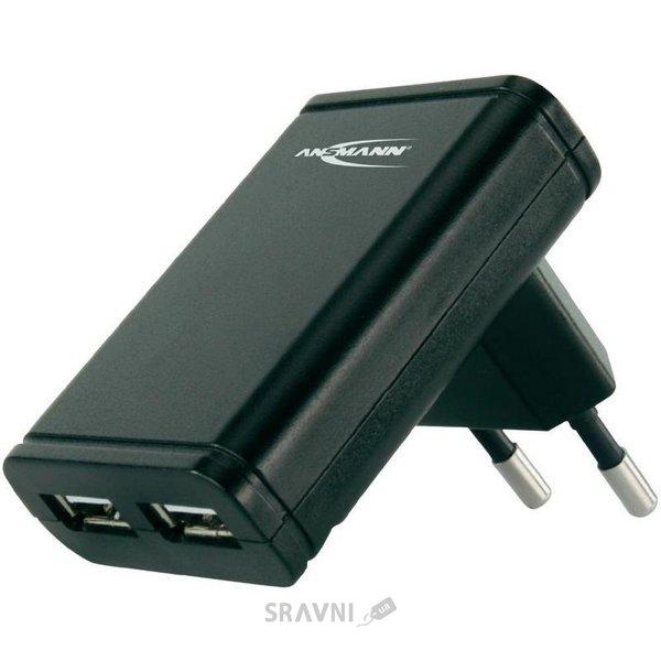 Фото ANSMANN Dual USB Charger
