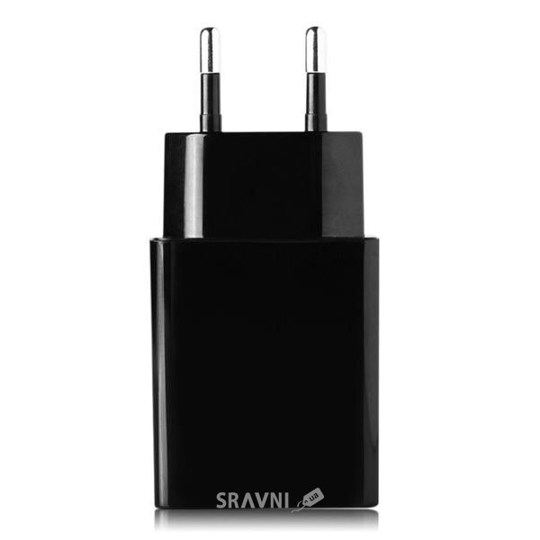 Фото Nillkin Wall Charger 2 A Black (6274426)