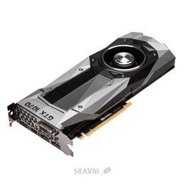 Gigabyte GeForce GTX 1070 Founders Edition 8Gb (GV-N1070D5-8GD-B)