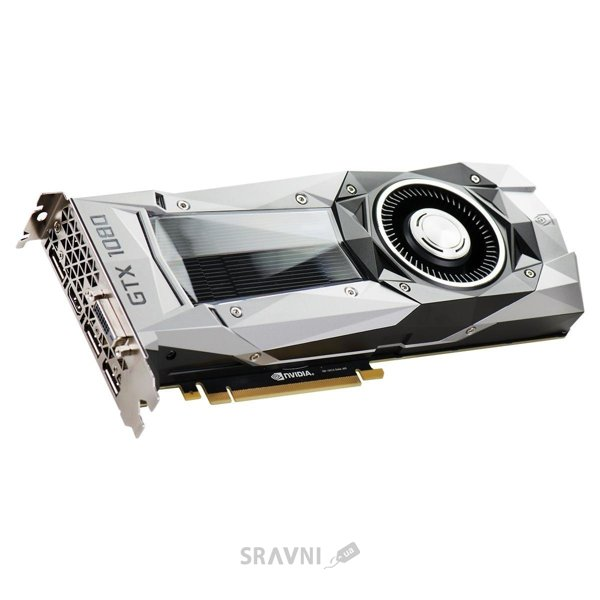 Фото EVGA GeForce GTX 1080 Founders Edition (08G-P4-6180-KR)