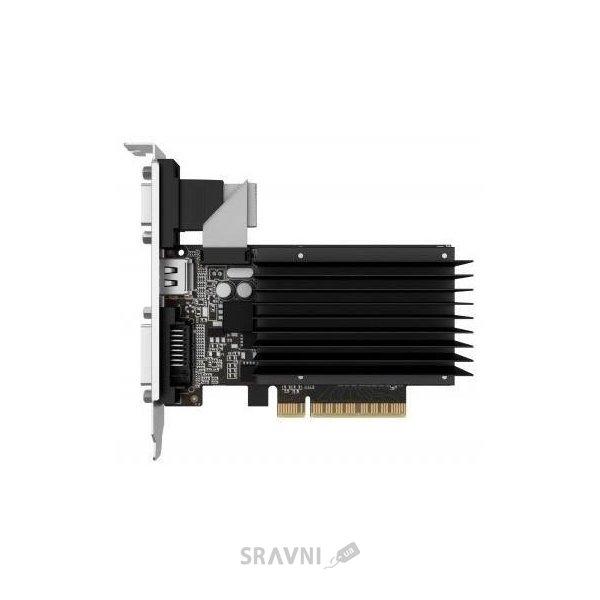 Фото Gainward GeForce GT 710 1Gb GDDR3 (426018336-3583)