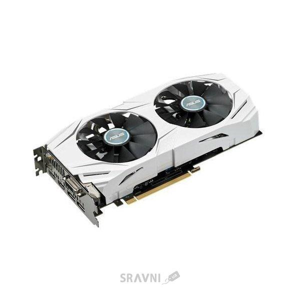 Фото ASUS GeForce GTX 1060 DUAL OC 6Gb (DUAL-GTX1060-O6G)