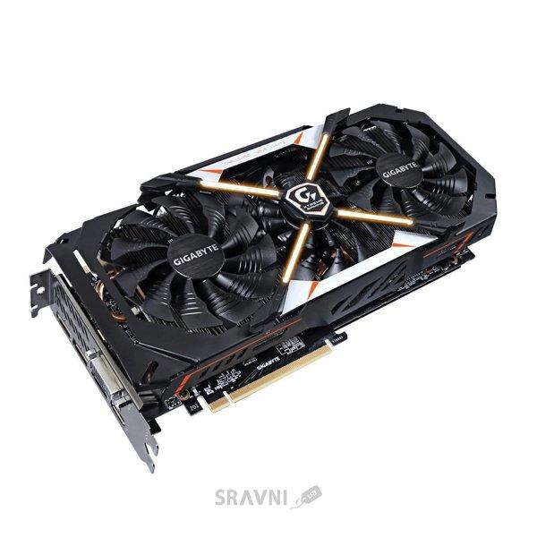 Фото Gigabyte GeForce GTX 1080 Xtreme Gaming 8Gb (GV-N1080XTREME-8GD)
