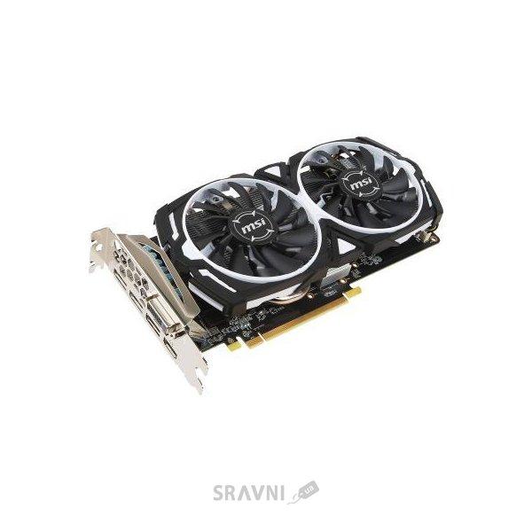 Фото MSI Radeon RX 470 ARMOR 4G OC