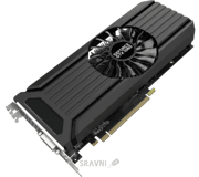 Фото Palit GeForce GTX 1060 StormX 3Gb (NE51060015F9-1061F)