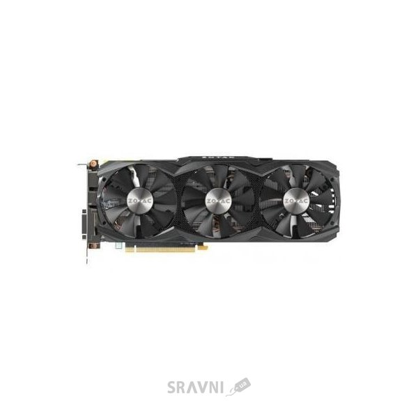 Фото Zotac GeForce GTX 1070 8Gb (ZT-P10700F-10P)