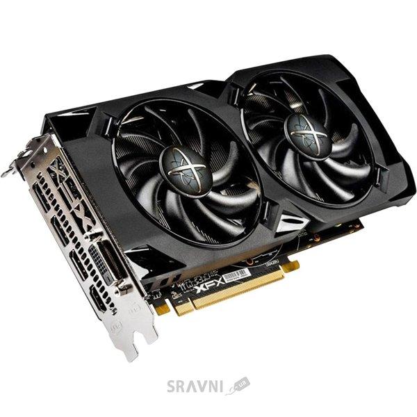 Фото XFX Radeon RX 480 RS 8GB TRUE OC TRIPLE X (RX-480P8LFB6)