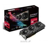 Фото ASUS Radeon RX 580 STRIX GAMING 8Gb (ROG-STRIX-RX580-O8G-GAMING)