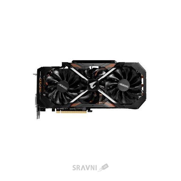 Фото Gigabyte GeForce GTX 1080 AORUS Xtreme edition 8Gb (GV-N1080AORUS X-8GD)