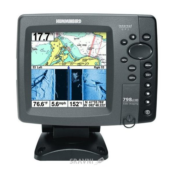 Фото Humminbird 798ci HD SI Combo