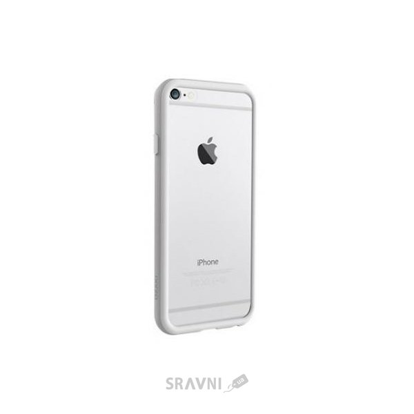 Фото Ozaki O!coat Shock band iPhone 6 White (OC567WH)
