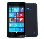 Фото Nillkin Microsoft Lumia 640 Super Frosted Shield Black