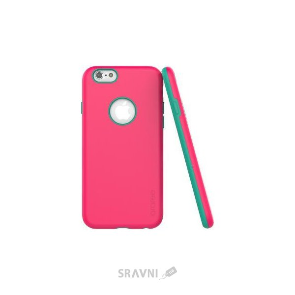 Фото Araree AMY Case for iPhone 6/6S Pink-Emerald (ARIP6AM6)