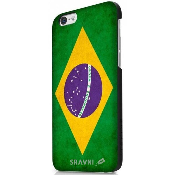 Фото Itskins Hamo for iPhone 6/6S Brazil (APH6-NHAMO-BRZL)