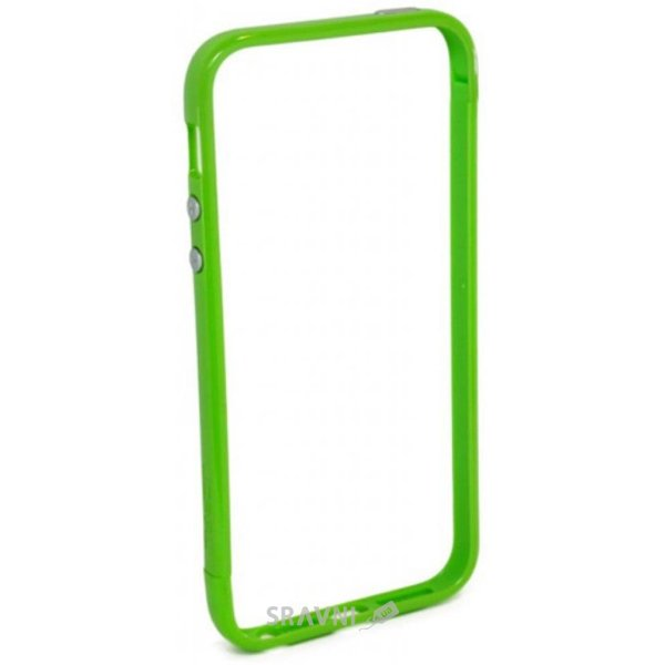 Фото JCPAL Colorful 3 in 1 для iPhone 5S/5 Set-Green (JCP3218)